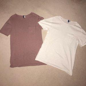 H&M Short Sleeve Shirts